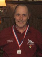 Jack Mathijssen, district- en gewestelijk kampioen en 2e op het NK