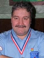 Ad Coppens, district kampioen hoofdklasse libre