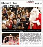 ET PATATI, ET PATATRAC... - Spectacle pour les enfants et la famille - Saison 2012-2013 - Compagnie LES GuiGnOlOs - représentation donnée à CHÉMERY-LES-DEUX 57320