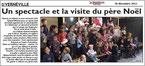 ET PATATI, ET PATATRAC... - Spectacle pour les enfants et la famille - Saison 2012-2013 - Compagnie LES GuiGnOlOs - représentation donnée à VERNÉVILLE 57130