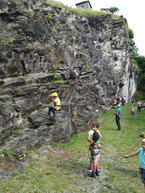 Klettergarten Burgruine