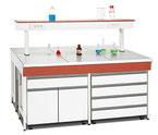Paillasses et Mobilier de laboratoire