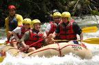 Arenal Combo Tour:  Rafting & Aguas Termales Baldi