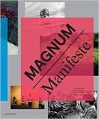 Couverture Magnum Manifeste Chronique littérature société photographie témoignage guillaume cherel