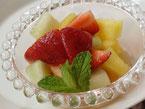 季節の果物のマチェドニア