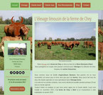 elevage la ferme de chey site realise en formation avec e-cime.fr
