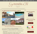 dufrene renovation site realise en formation avec e-cime.fr