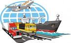 Dieser Link führt zu mehr Informationen bezüglich Transport / Logistik
