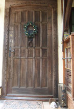 ●玄関の扉(外)