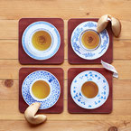 Fina China Coaster Set Gift