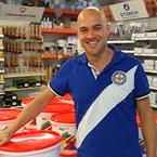 Joost Kosman, bedrijfsleider/inkoop