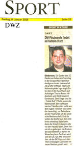 DM-Finalrunde findet in Hameln statt