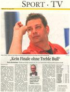 Kein Finale ohne Treble Bull - DWZ