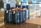 Reisegepäck geht oft verloren