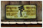 Tablica przy cerkwi fot. Marek Stepowicz www.stepow.pl