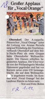 Freilassinger Anzeiger, 1.12.2016