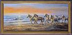 Pferde Camargue