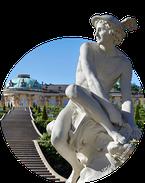 Führung in Potsdam - Sanssouci