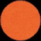 bezug06 Orange / Filz
