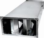 Шумоглушитель для прямоугольной канальной вентиляции