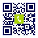 Telefonnummer der Zahnarztpraxis Dr. Axel Ruppert M.Sc. in Ellwangen: Einfach scannen und anrufen!