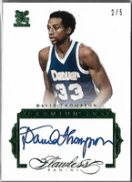DAVID THOMPSON / Premium Ink - No. PI-DT  (#d 2/5)