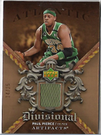 PAUL PIERCE / Divisional - No. DA-PP  (#d 14/25)