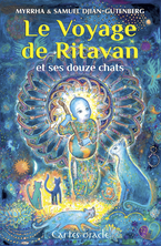 Le voyage de Ritavan, Pierres de Lumière, tarots, lithothérpie, bien-être, ésotérisme