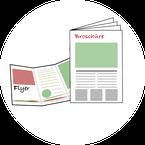 Grafik/Broschüre/Zeitung/Magazin/ Flyer