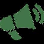 icone représentant un haut parleur