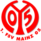 1 FSV Mainz 05 Logo - Mainz Fußball