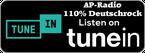 AP-Radio - 110% Deutschrock bei Tunein hören