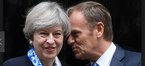 Theresa May, Donald Tusk, Their Withdrawal Deal!