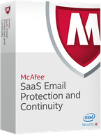Filtro email McAfee Saas Email Protection and Continuity