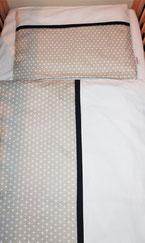 Bettwäsche für Babys und Kinder Kollektion Sternstunden