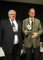 Ehrenpreis für Robert Sedlaczek