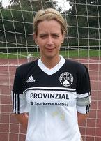 Führt die VfB`lerinnen diese Saison an: Julia Luthe