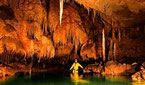 Экскурсия в пещеры из Феодосии