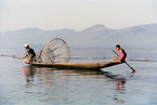 Fischer am Inle Lake