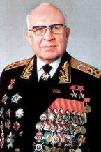 Горшков Сергей Георгиевич, адмирал, главком ВМФ / Gorshkov Sergey Georgievich, Admiral, Commander in Chief of the Navy