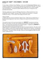 original catalogue page, 1996