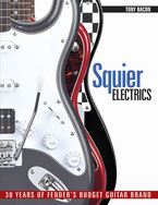 Squier Electrics, von Tony Bacon