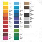couleur sticker