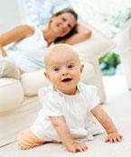 LR soin de bébé excellent avec le facteur câlin