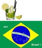 Kasimir, Cäsar und Fredi erobern Brasilien
