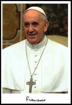Papst Franziskus. 2017