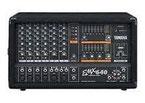 DMT-Charente-Location-Sonorisation-Console de mixage amplifiée Yamaha EMX 640