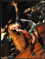 tolle Bluesrock-Sängerin: Layla Zoe (Foto: Awi/Hp_Layla Zoe)