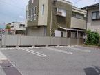 豊田市くらち動物病院 駐車場