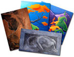 Art Prints, Reproductions and Giclees